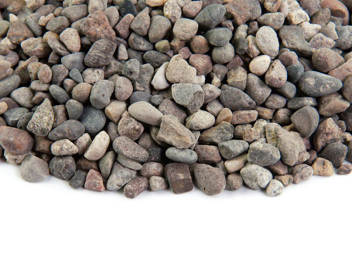 Arizona landscape cobblestone pebble closeup texture