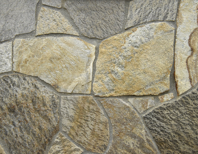 Platinum Flagstone natural flagstone patio pavers closeup texture