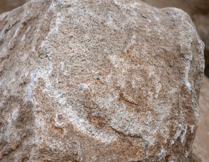 Desert Sand landscape boulder closeup texture 2