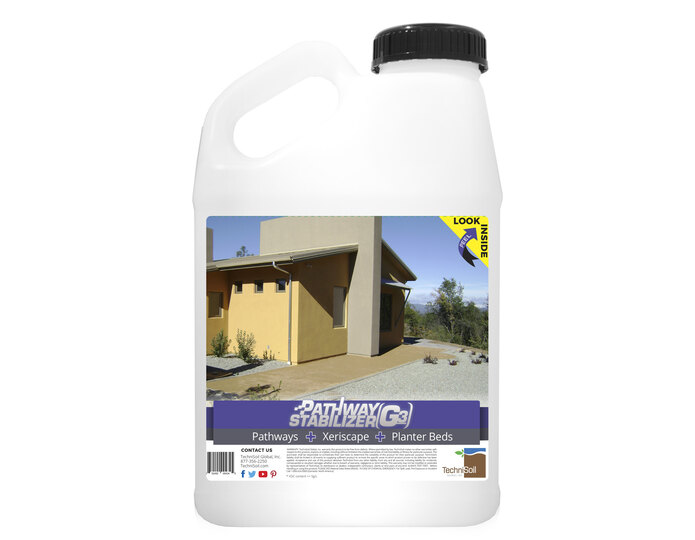 G3 Pathway Stabilizer 5 gallon back
