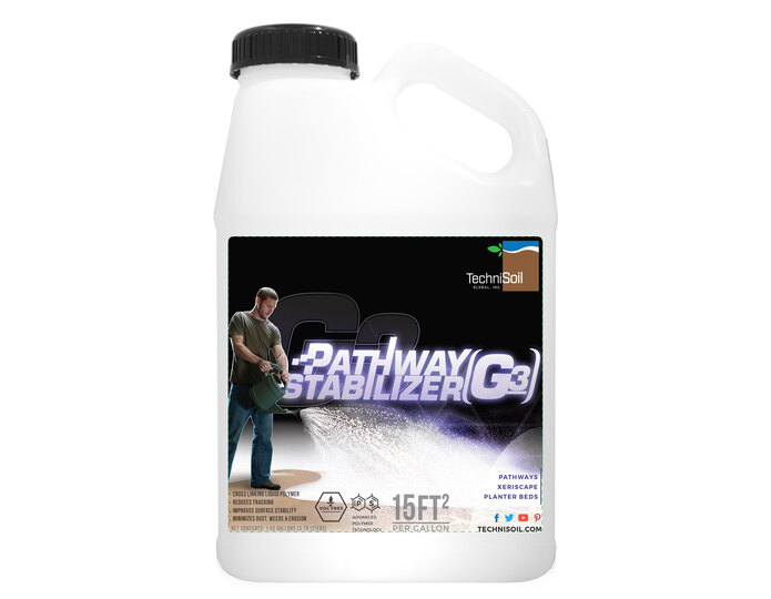 G3 Pathway Stabilizer 5 gallon front
