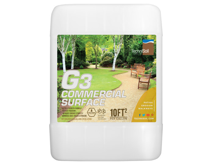 G3 Commercial Surface Front