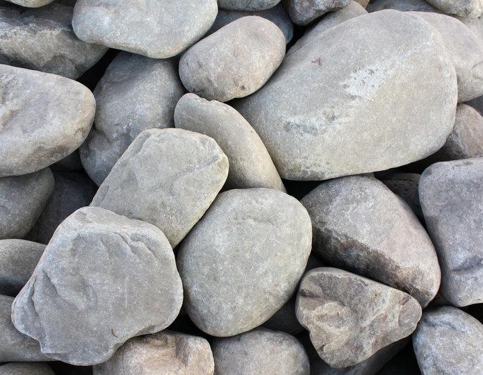 Malibu landscape cobblestone pebble in bulk at rock yard 2