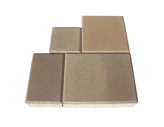 Acker Stone Paseo Paver Set Sample