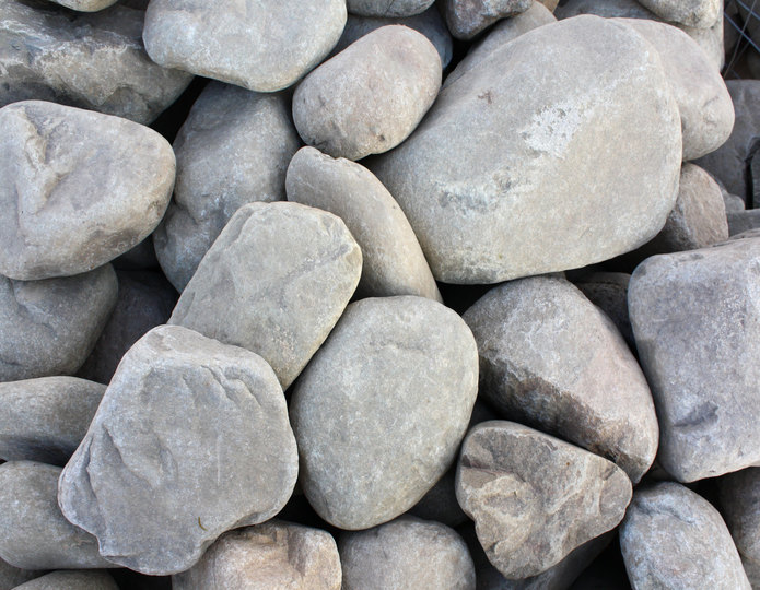 Malibu landscape cobblestone pebble in bulk at rock yard 2