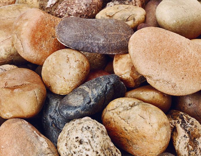 Sonora Shiners landscape pebble closeup texture