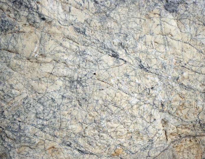 Moonshadow landscape garden boulders closeup texture