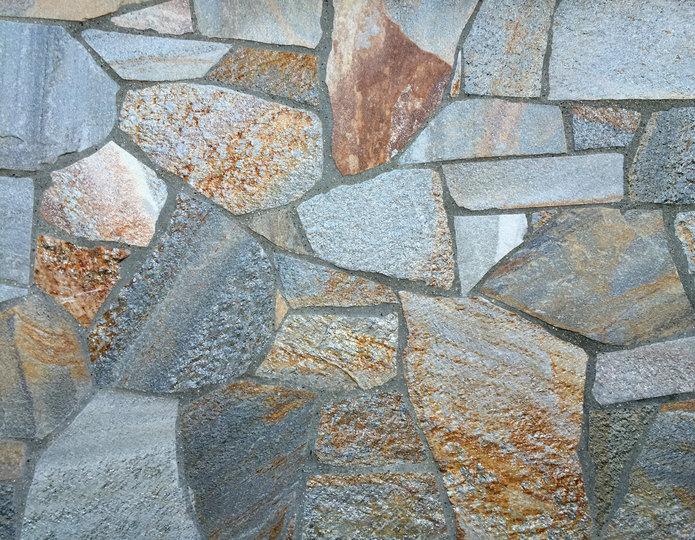 Gold Quartzite natural flagstone patio pavers flooring