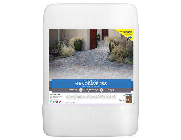 NanoPave JSS 5 gallon back