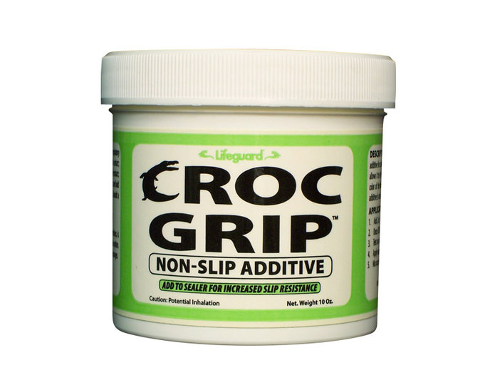 Croc Grip non-slip additive