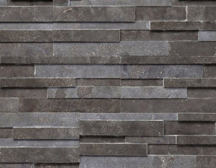 Realstone Collection Carbon Honed Panel
