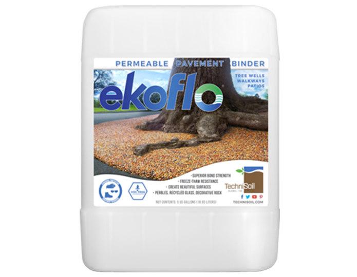 EkoFlo 5 gallon front