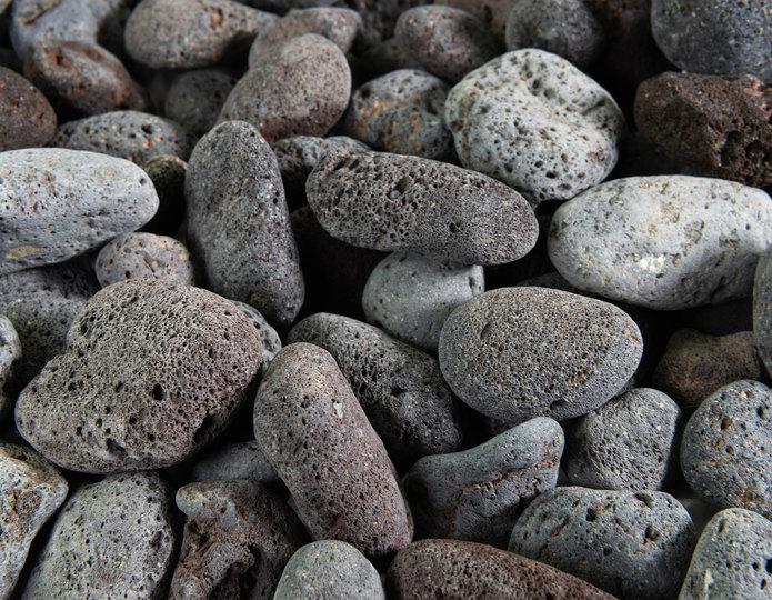 Napili landscape cobblestone pebble in bulk at rock yard 3