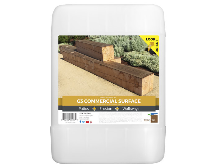 G3 Commercial Surface Back