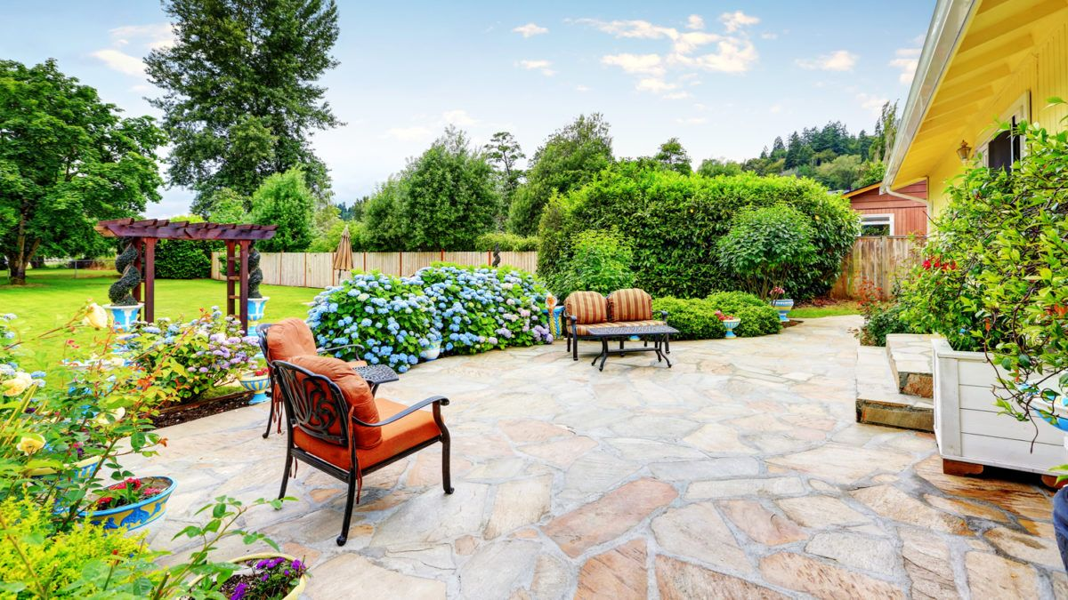 Flagstone Nature S Most Durable Stone For Landscape Patios And